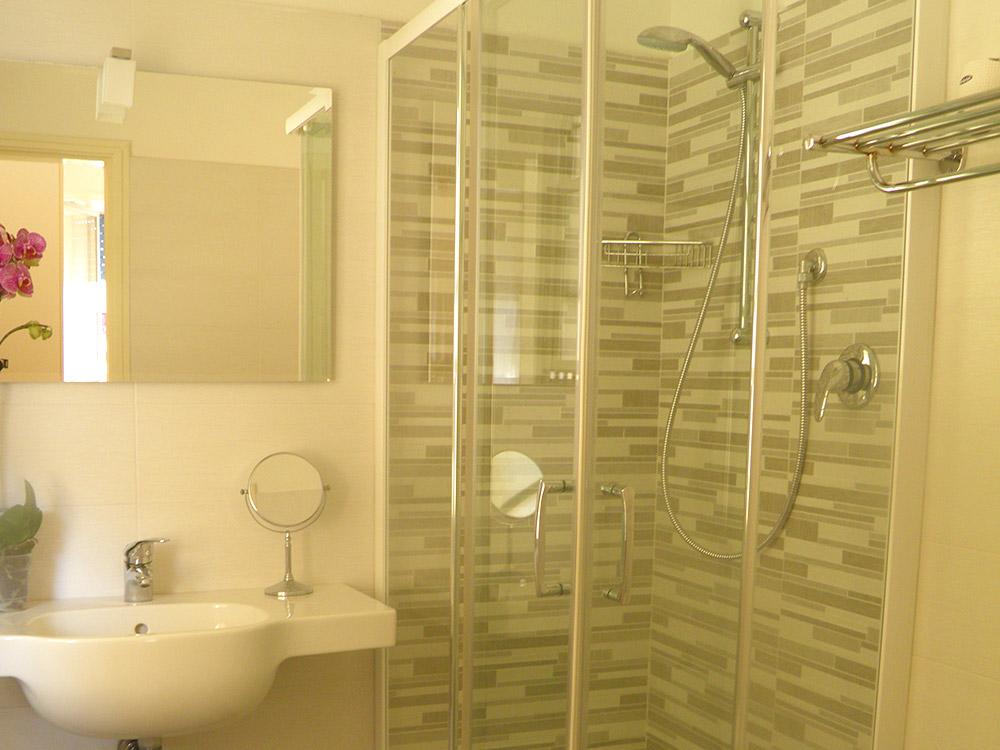 Hotel Cevoli nuovi bagni