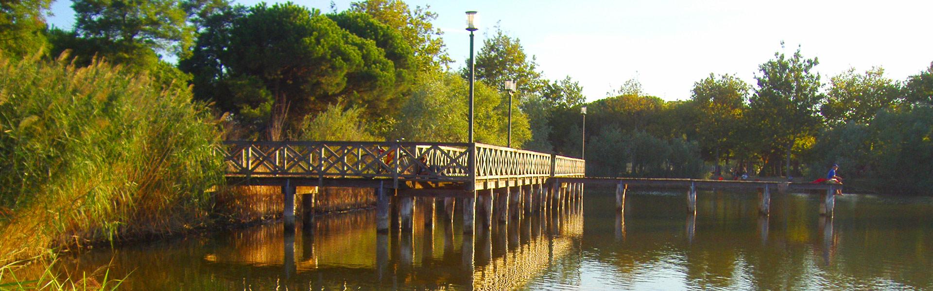 Hotel Cevoli è vicino al Parco del Gelso