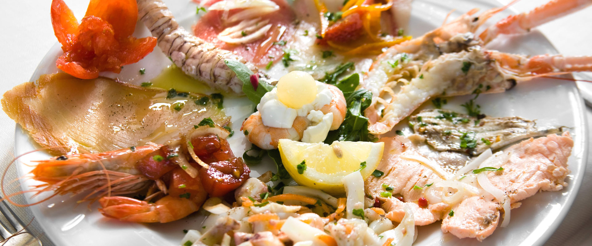 Piatto Pesce – Sez Ristorante