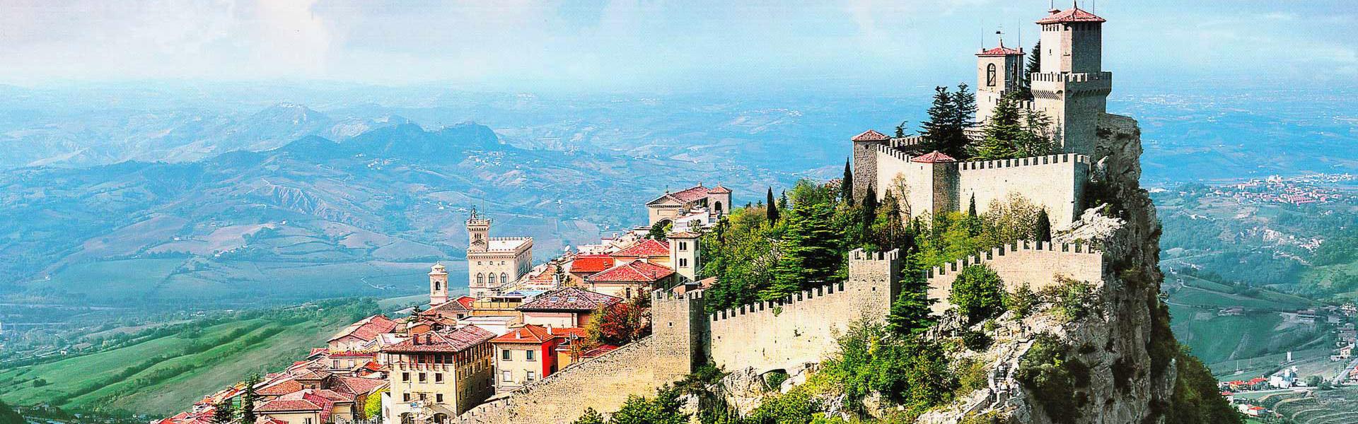 Hotel Cevoli dintorni San Marino